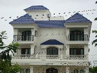Villa With Monier Roof Tiles