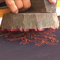 Hand Block Printing Services