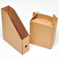 Die Cut Corrugated Boxes