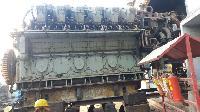 Niigata Marine Diesel Engine