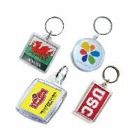 Printed Key Chains