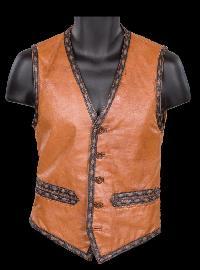 Warrior Leather Jacket