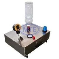Hot Fill Containers Vacuum Tester