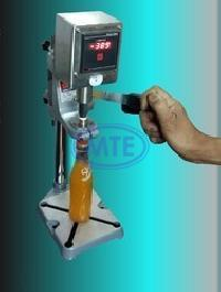 Hot Filled Juice Bottle Vacuum Tester