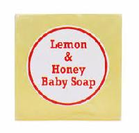 70g Lemon & Honey Baby Soap