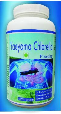 HAWAIIAN YAEYAMA CHLORELLA POWDER