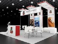 Turnkey Booth Designing