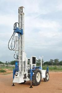 Tractor Mounted Mud Rotary Water Well Drilling Rigs