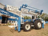 Tractor Mounted Water Well Drilling Rigs