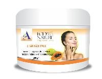 Body And Nature D Tan Face Pack