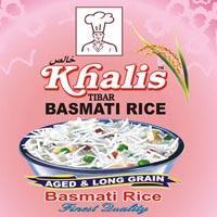 Khalis Tibar Basmati Rice