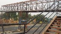 Foot Over Bridge Fabrication