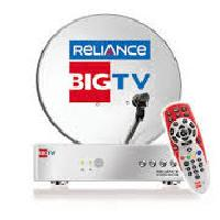 Reliance Big Tv Dth Set Top Box Installation