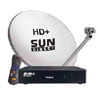 Sun Direct DTH Set Top Box Installation