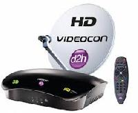 Videocon DTH Set Top Box Installation