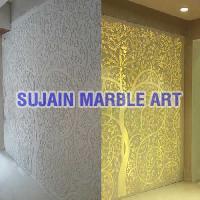 Mandir Wall Cladding
