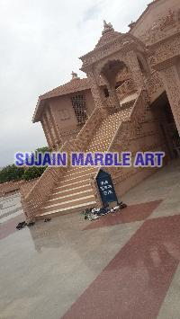 Marble Vedi Temple