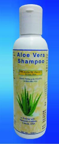 Hawaiian Aloe Vera Shampoo