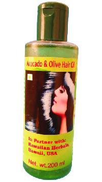 HAWAIIAN AVOCADO HAIR OIL