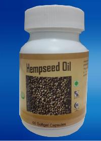 HAWAIIAN HEMPSEED OIL CAPSULES