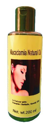 Hawaiian Macadamia Natural Oil