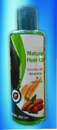 Hawaiian Natural Hair Oil