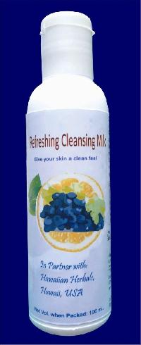 Refreshing Cleansing Milk Face Wash