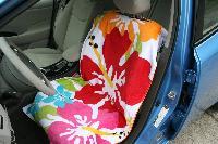 towel car seat covers