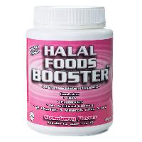 Halal Foods Booster Strawberry (Powder)