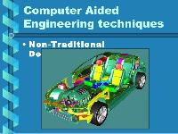 Computer Aided Engineering Services