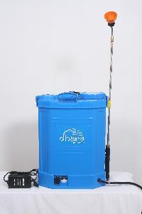 Knapsack Battery Operated Sprayer
