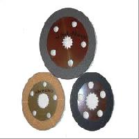 Mahindra Tractor Oil Brake Plate