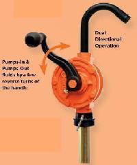 Rotary Barrel Oil Pump