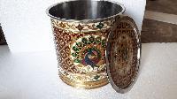 Meenakari Water Drums