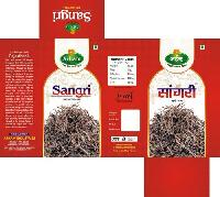 Dehydrated Sangri Beans