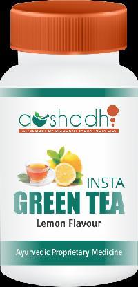 Insta Green Tea