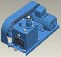 Oil Seal Vacuum Pumps