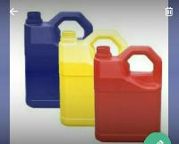 HDPE plastic edible oil can