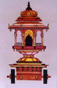 Temple Chariot