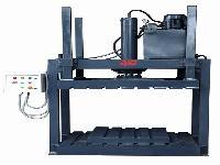 Hydraulic Tarpaulin Baling Press Machine