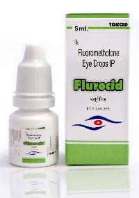 Flurocid Eye Drops