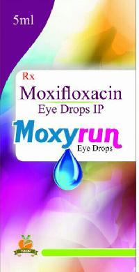Moxyrun eye drop