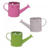 Multicolor Embossed Watering Can