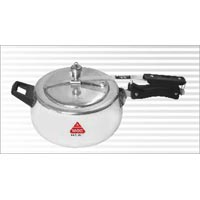Royal Handi Mirror Polished Pressure Cooker