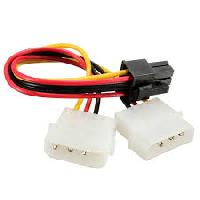 Three Pins Power Cards Connectors
