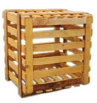 Wooden Crates 02