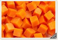 Diced Carrots