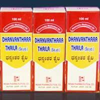 Dhanvanthara Thaila Oil