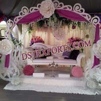 American Wedding Stage Decorations