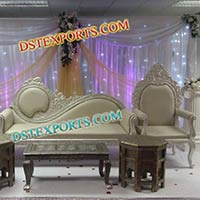 Asian Mehandi Stage Furnitures